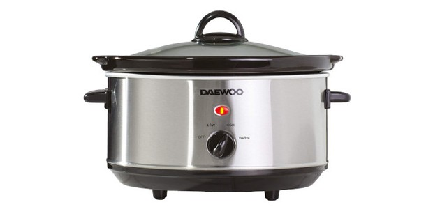 Daewoo 3.5L slow cooker