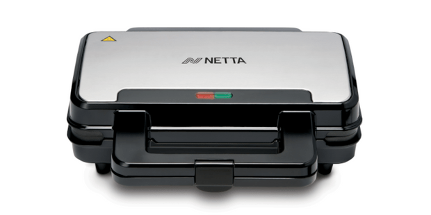 NETTA 900W DEEP FILL TOASTIE MAKER