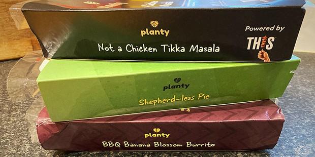 Planty meal box
