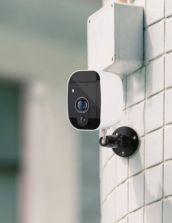 Aquarius wireless outdoor CCTV camera