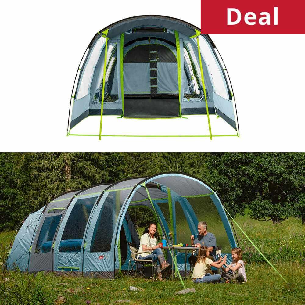 Coleman MeadwoodTM 4L Family Tent