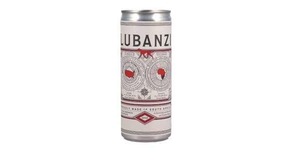 Lubanzi SGM Red Blend, best canned wine