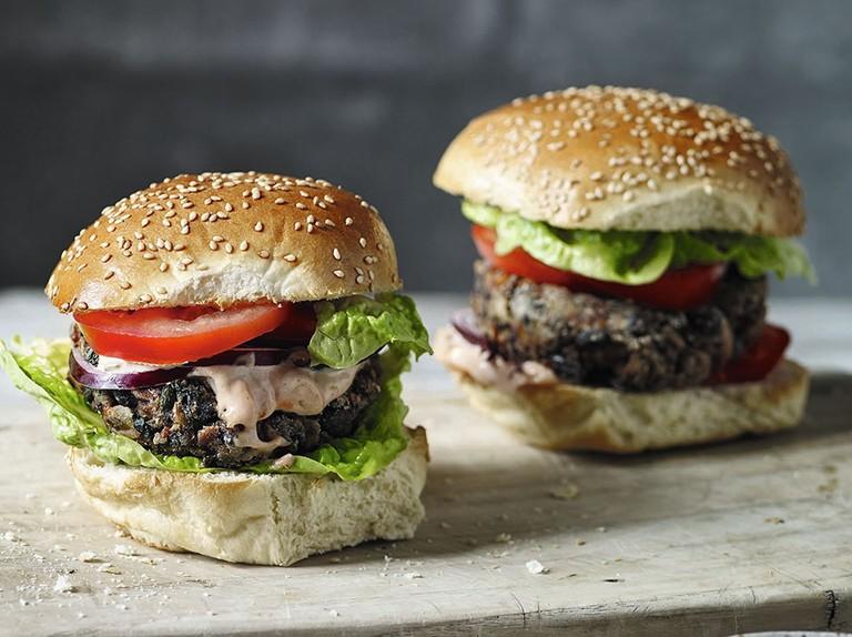 BBC Good Food Rookie & Nice podcast– vegan burgers with Bettina Campolucci Bordi