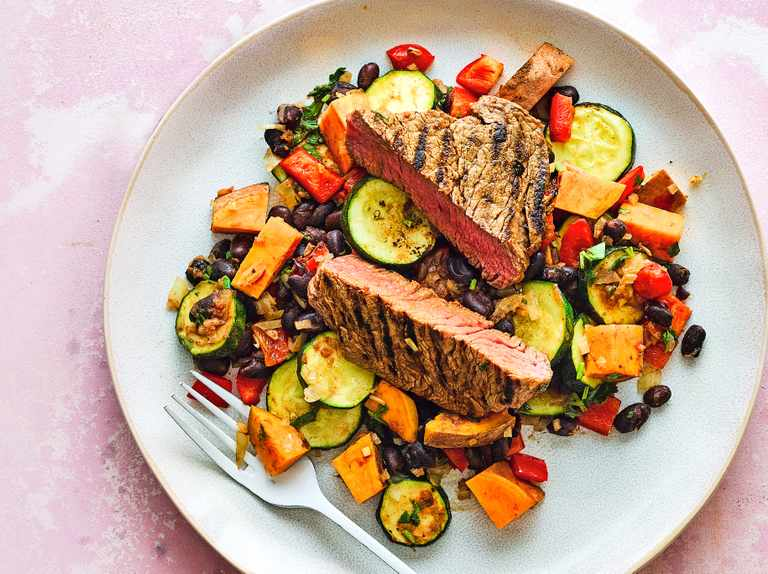 Top 10 healthy meal ideas