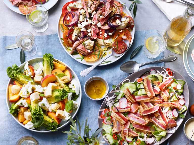 Top 10 summer lunch ideas