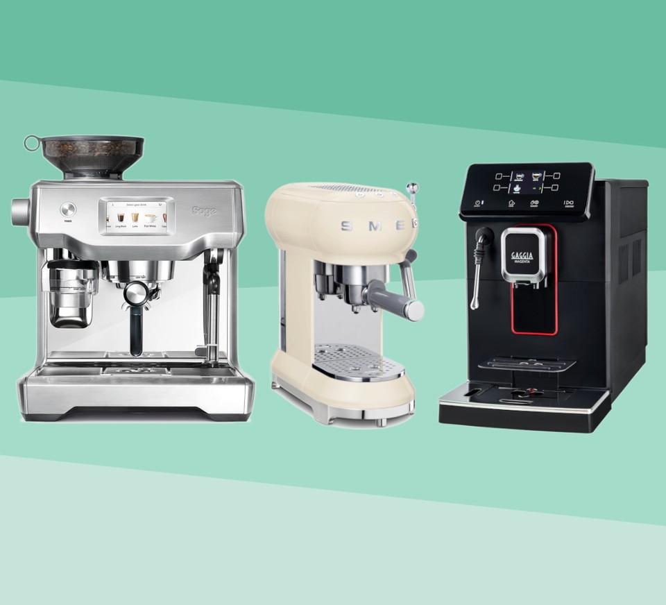 Details on Coffee Machines