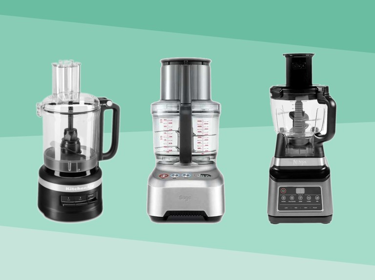 The best food processors for chopping, slicing and shredding