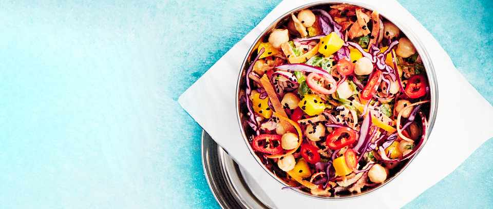 Quick veggie dishes