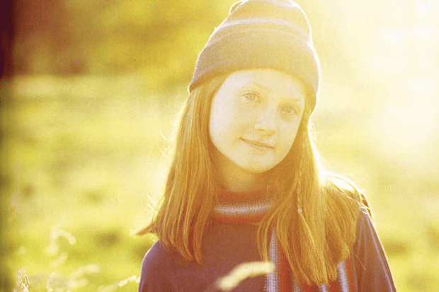 Harry Potter's Bonnie Wright