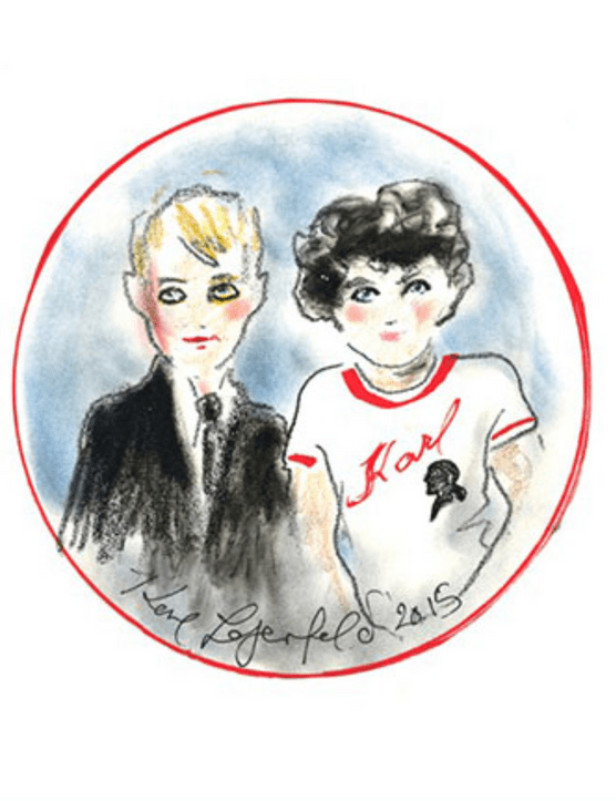 Karl Lagerfeld to launch kids fashion collection