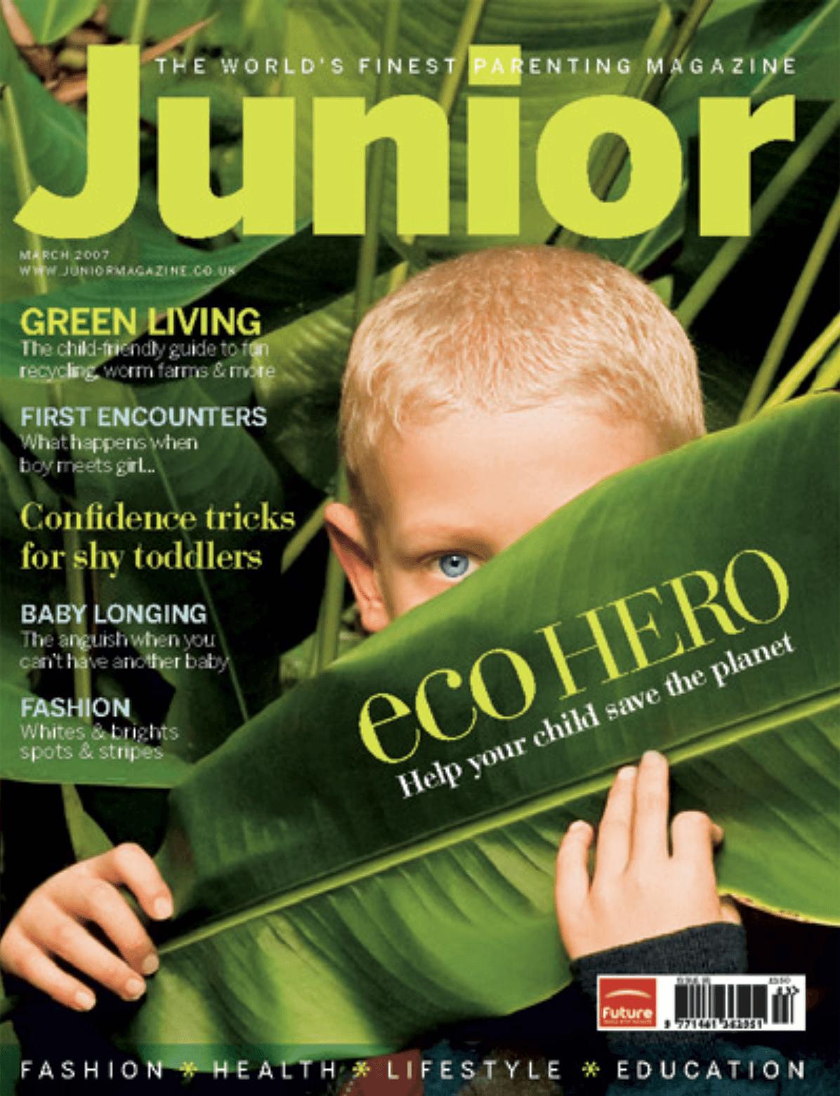 Junior Covers 2007