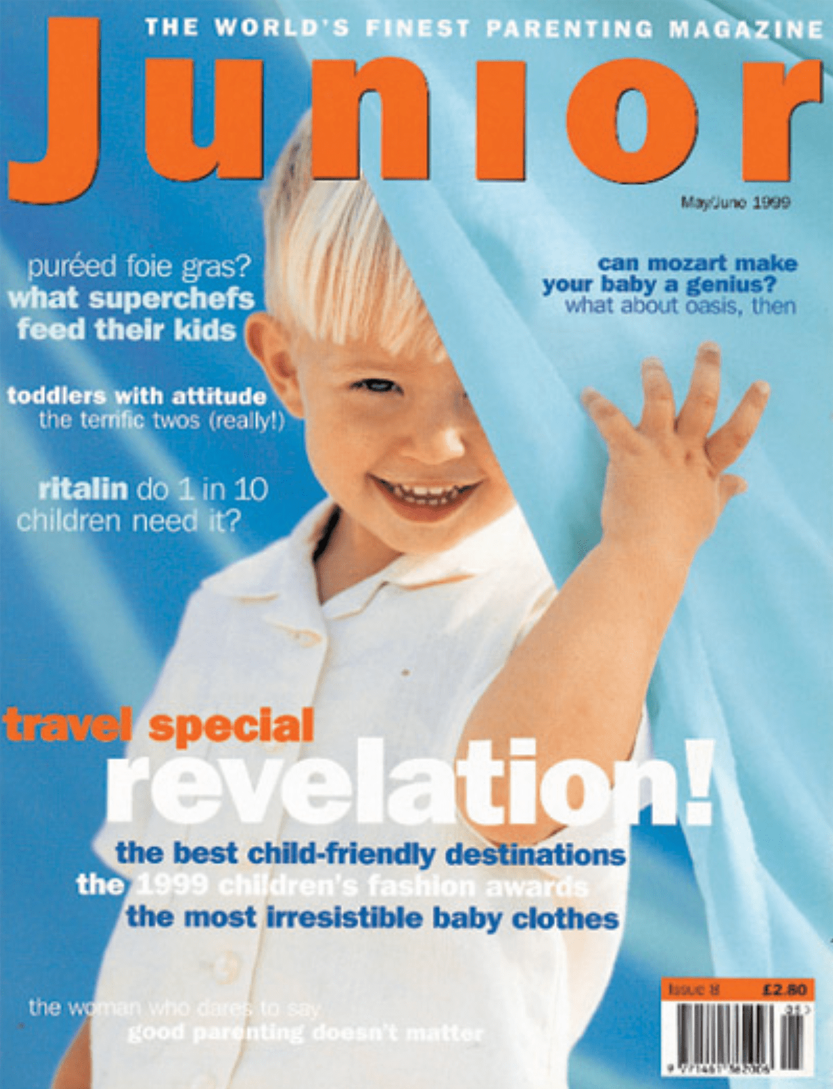 Junior Covers 1999