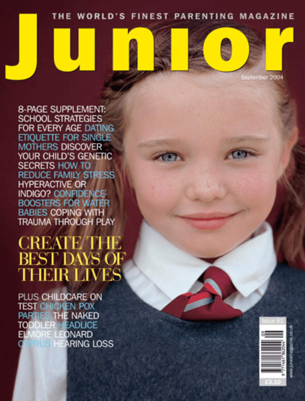 Junior Covers 2004