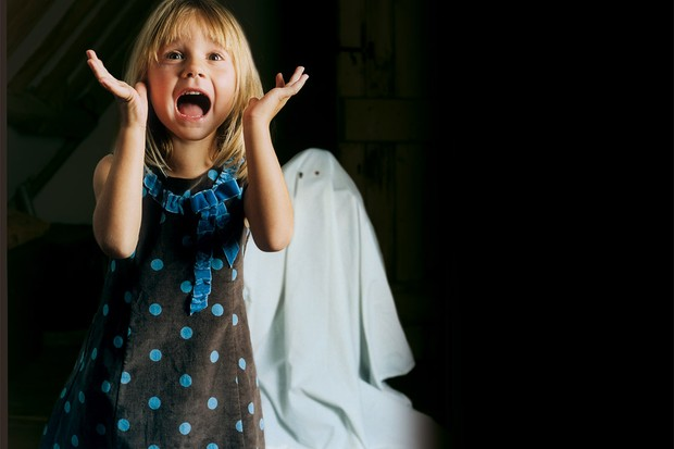 How to overcome children's fears and phobias