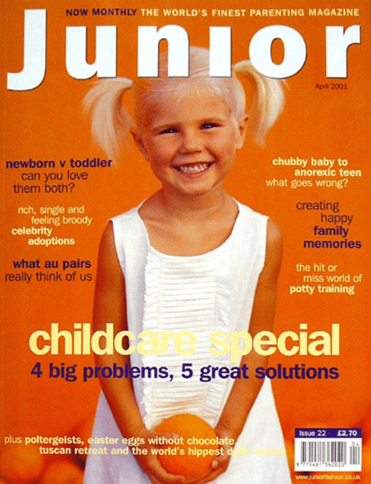 Junior Covers 2001