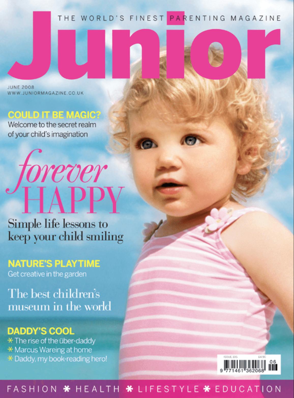 Junior Covers 2008