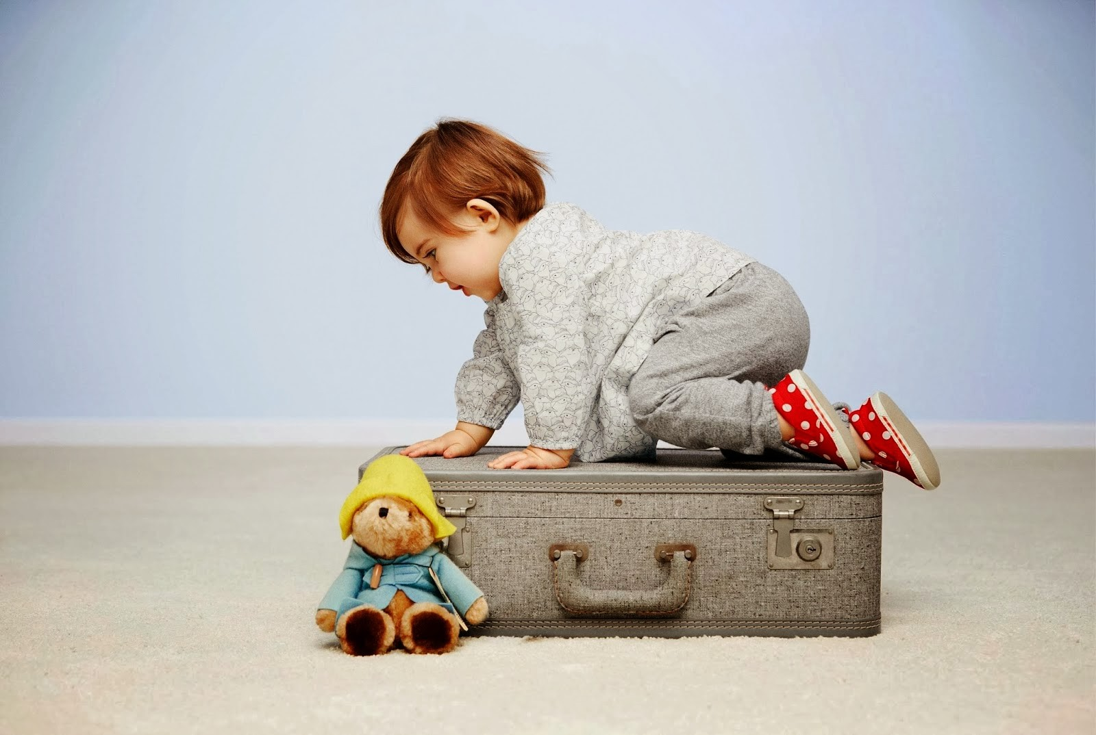 Paddington Bear collection arrives at babyGap
