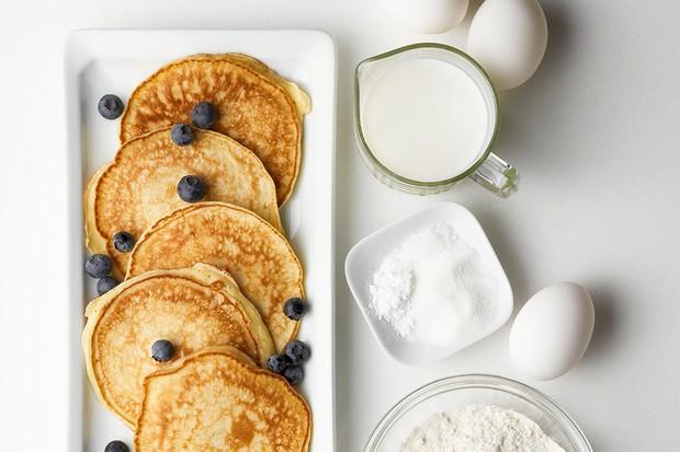 Pancake day family recipe: Blueberry Pancakes