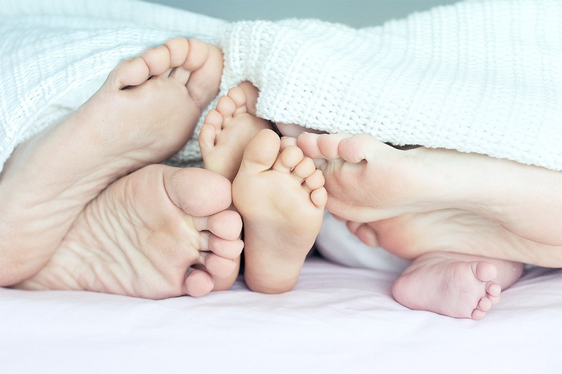 How to rekindle the romance after starting a family