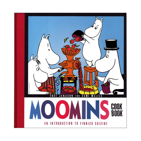 The Moomins Cook Book by Tove Jansson and Sami Malila