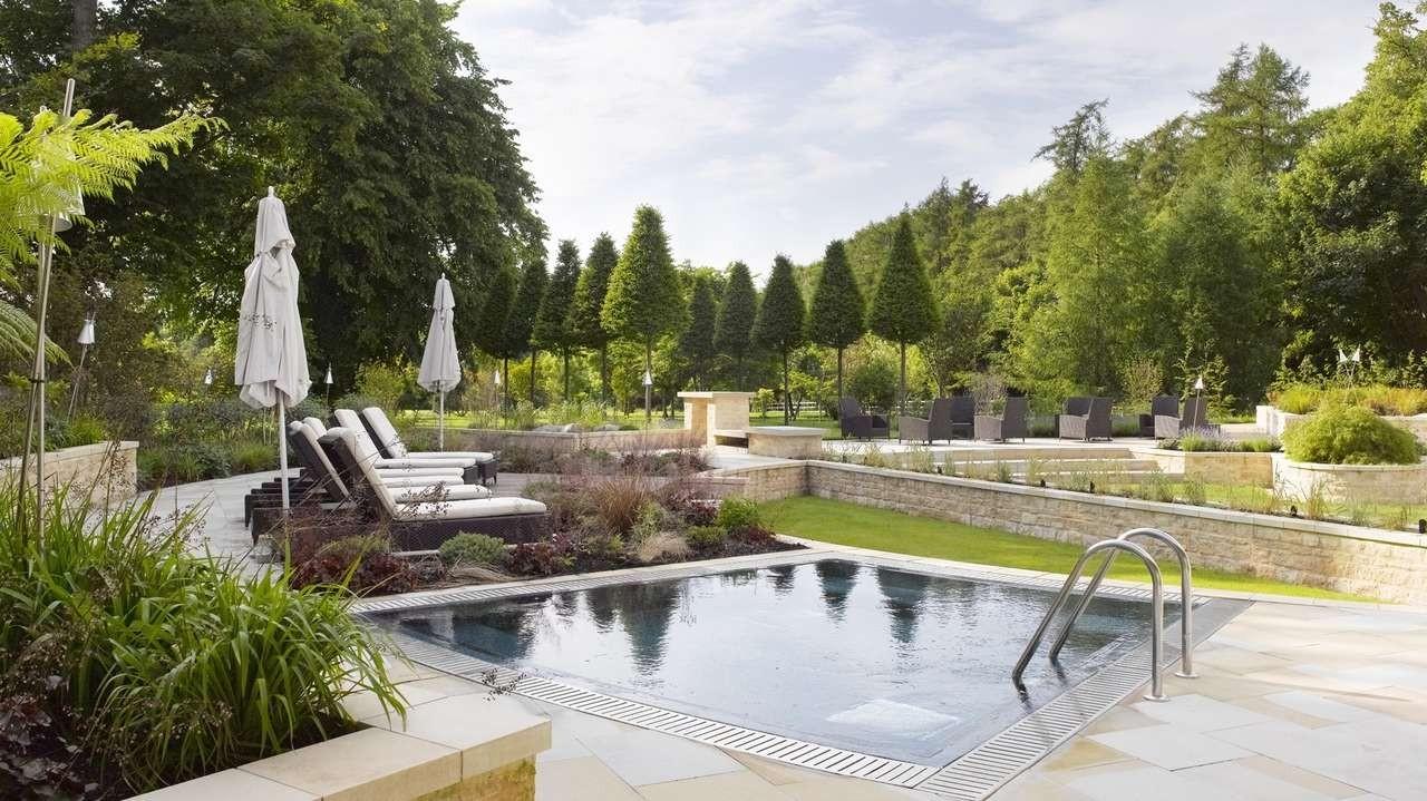 Lucknam Park Hotel, Wiltshire: A Child-free getaway