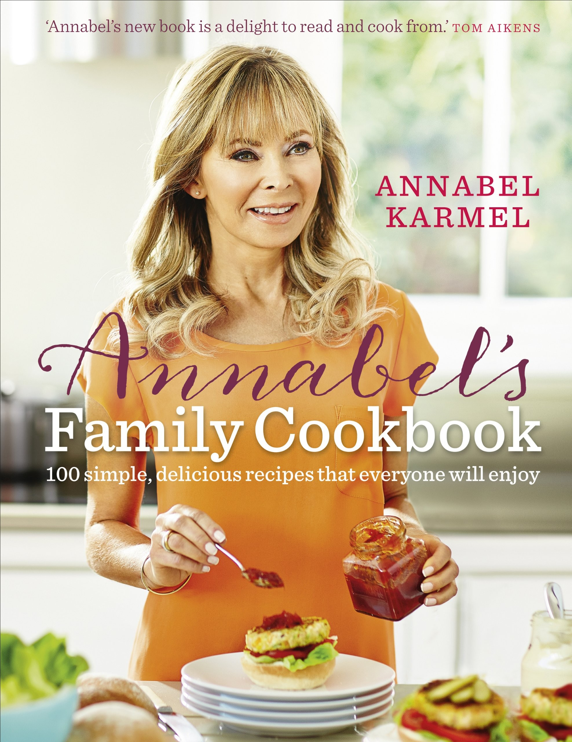 Annabel's Family Cookbook (£20, Ebury Press) is available to buy now.