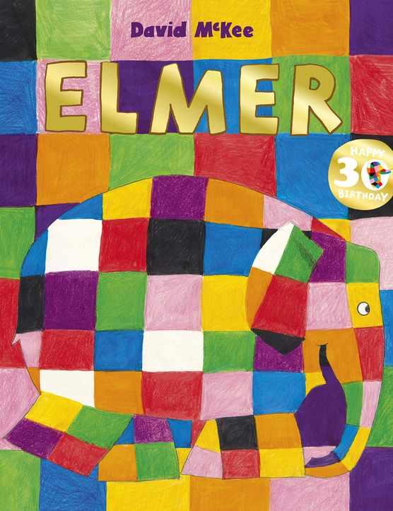 Storybook Heroes No 13: Elmer