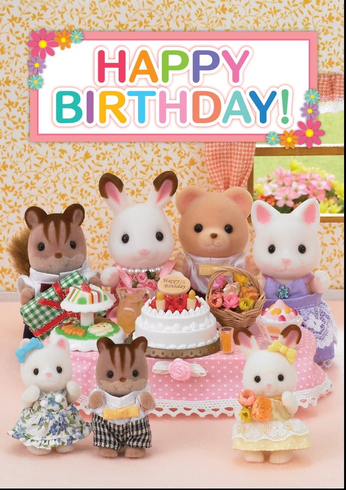 30 of the cutest Sylvanian Families pictures