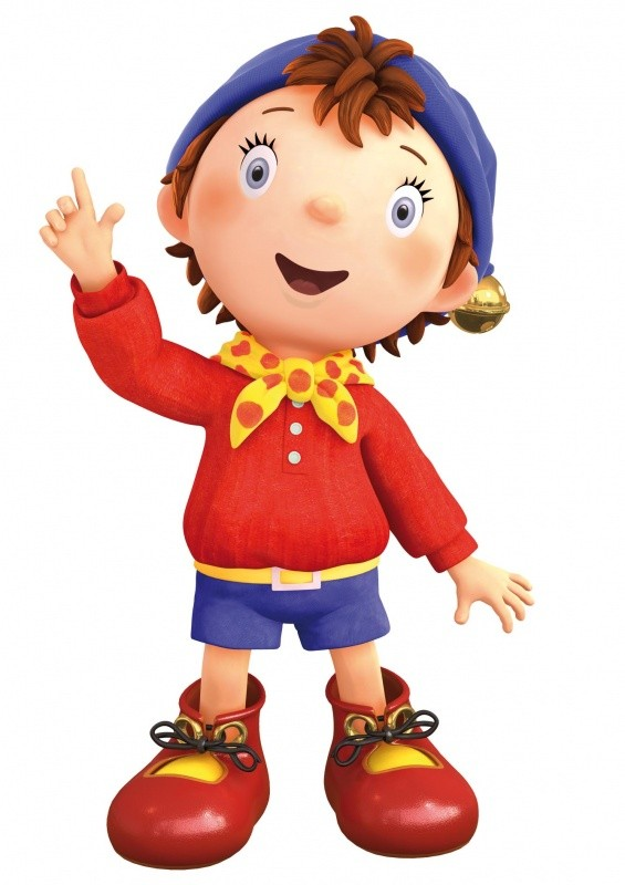 Storybook Heroes No 8: Noddy