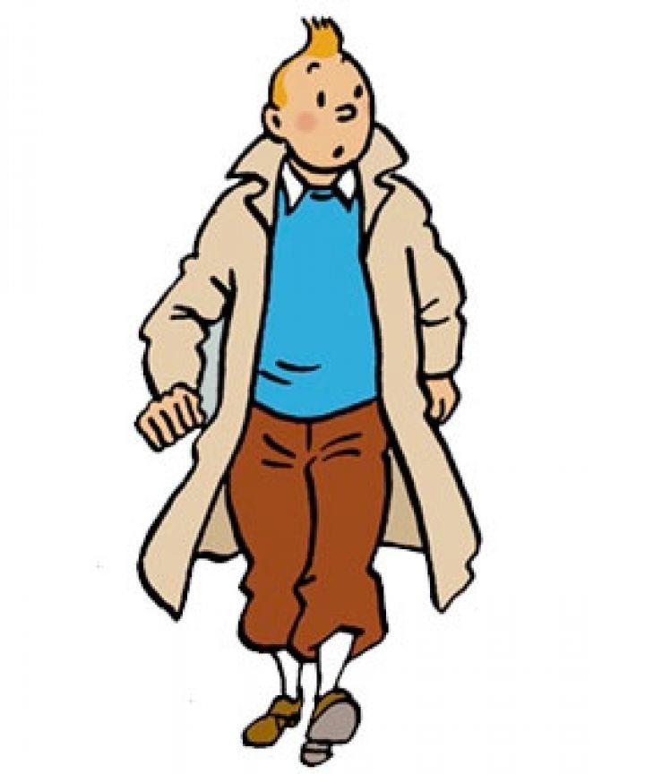 Storybook Heroes No 4: Tintin