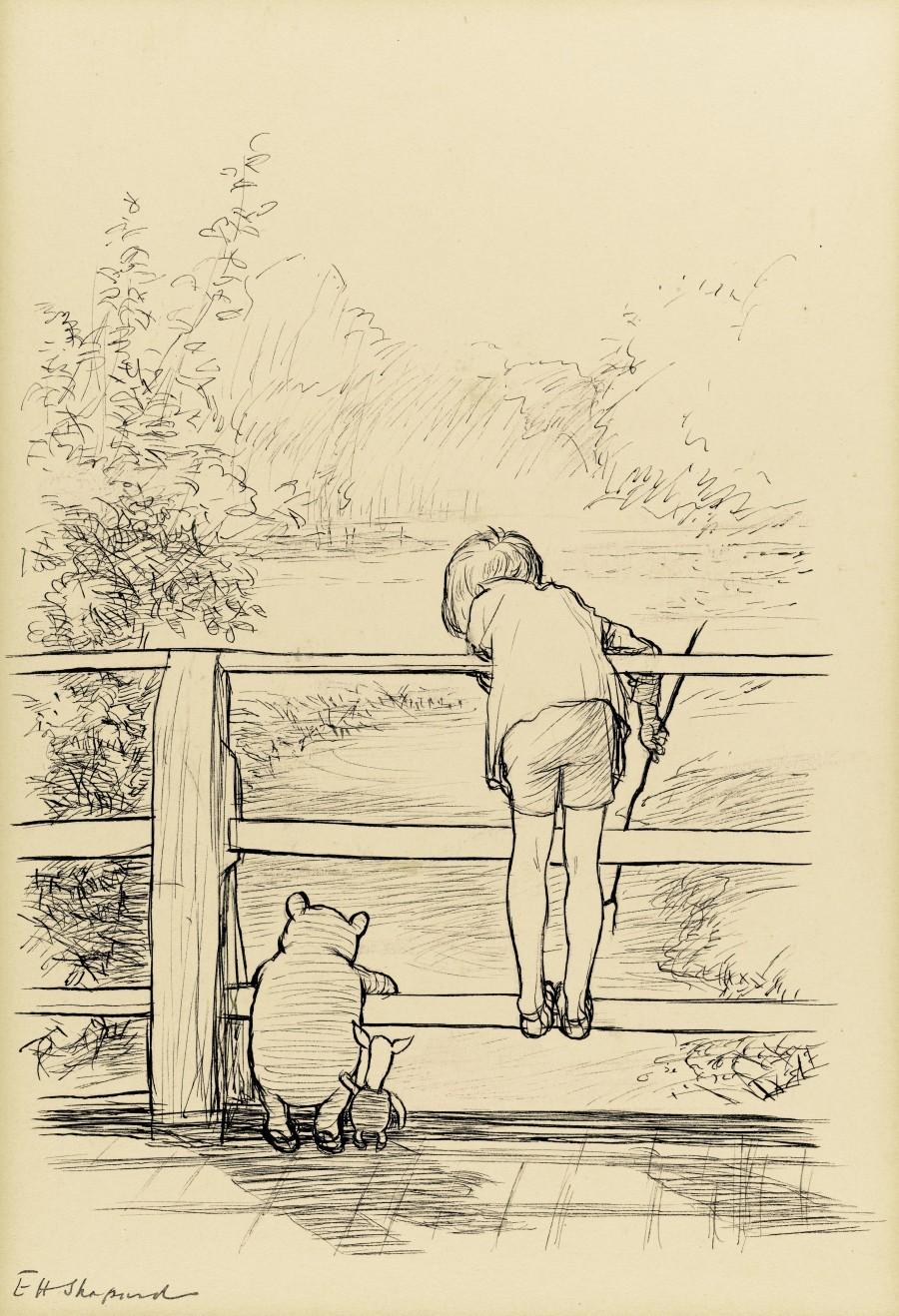 Storybook Heroes No 14: Winnie-the-Pooh