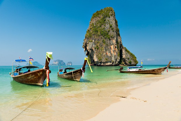 The best beach for families in Thailand? Find it at The Amari Vogue Krabi