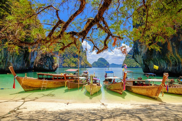 Is Phuket, Thailand, good for families holidays?