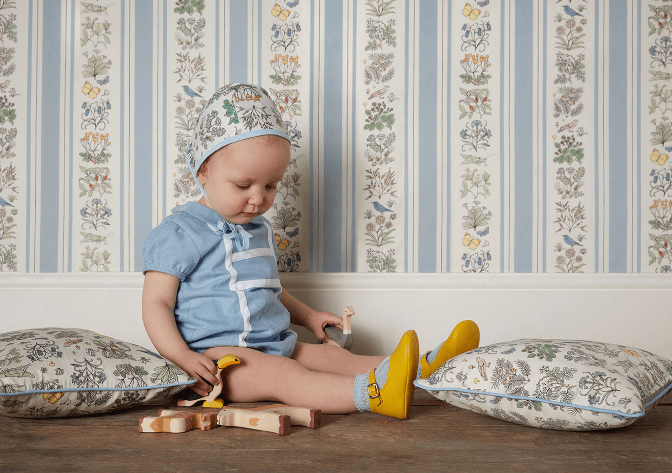 House of Hackney launches kids' fashion collection with La Coqueta