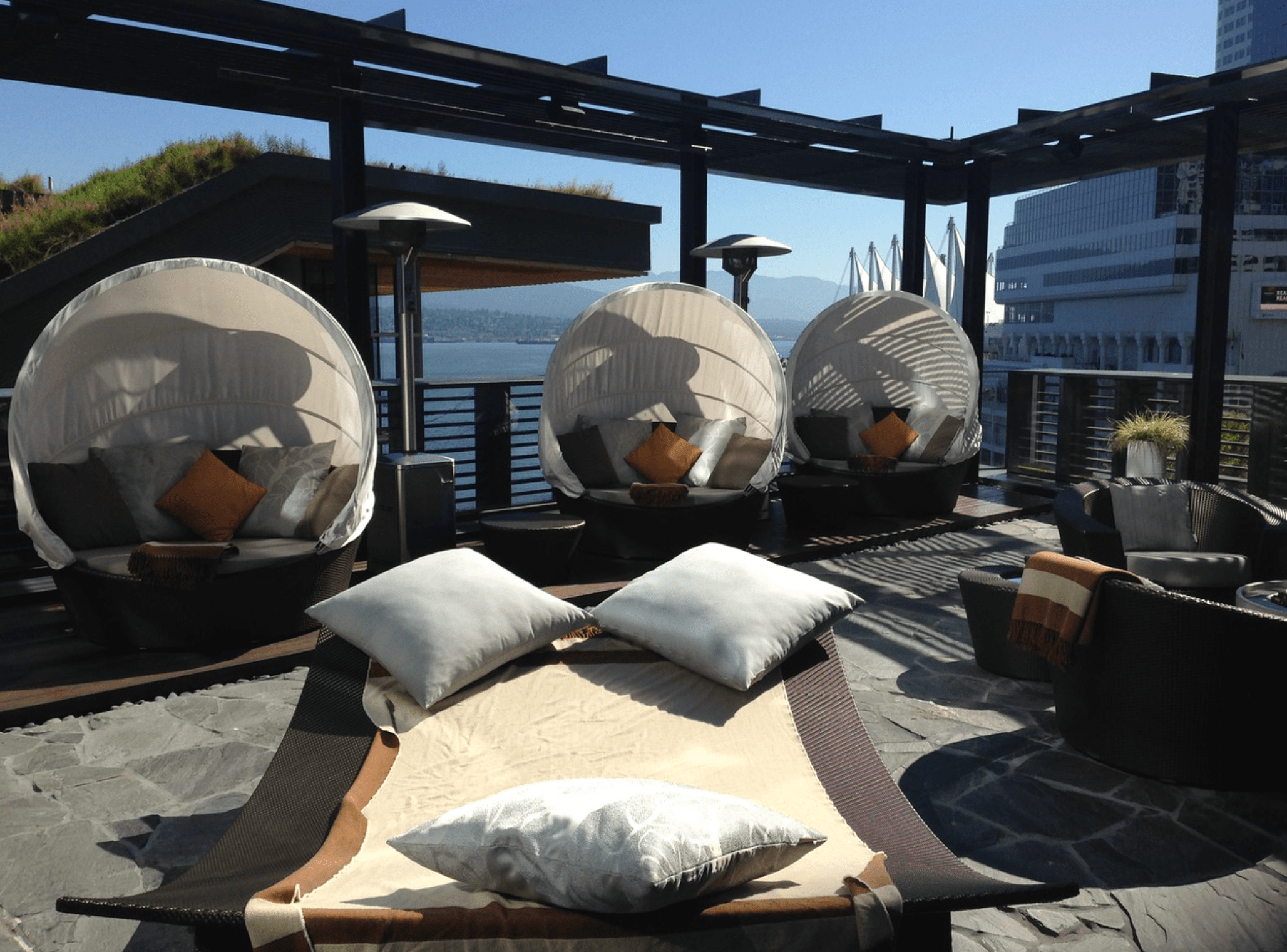 The Willow Stream Spa at the Fairmont Pacific Rim, Vancouver
