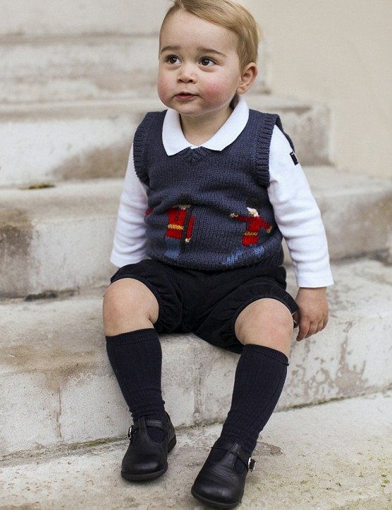 Where to buy Prince George's shoes...
