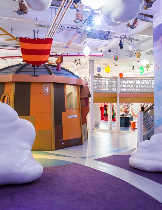Discover Children's Story Centre in London