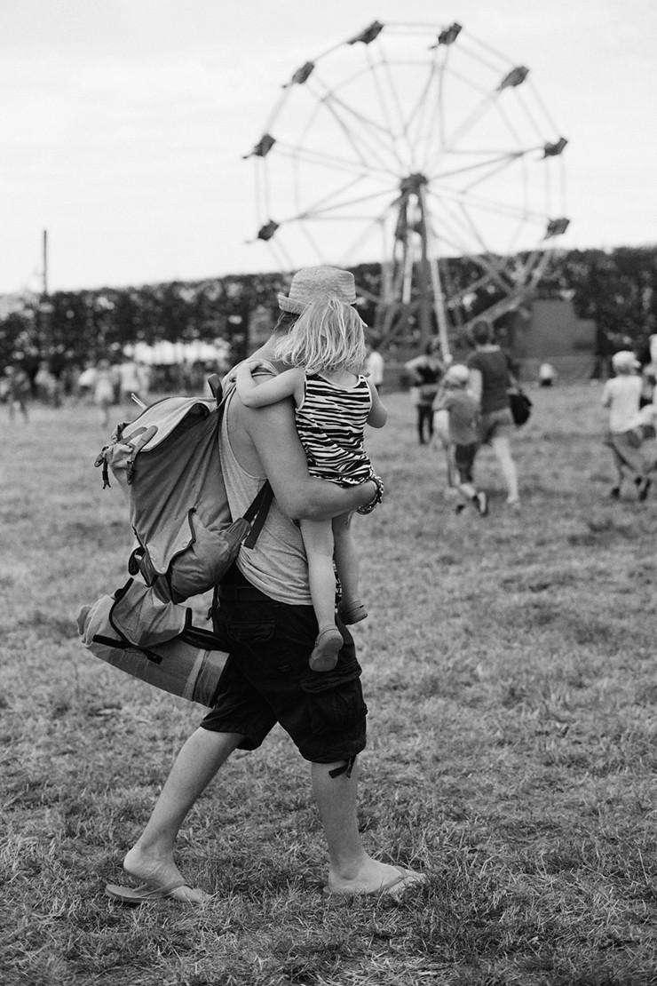 Essential kit for your family festival bag