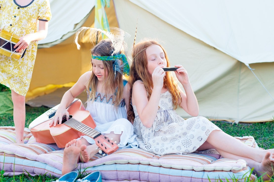 10 of the best family festivals