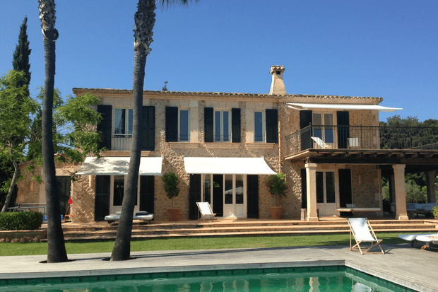 Las Palmeras villa, Mallorca, Spain: A stress-free family holiday
