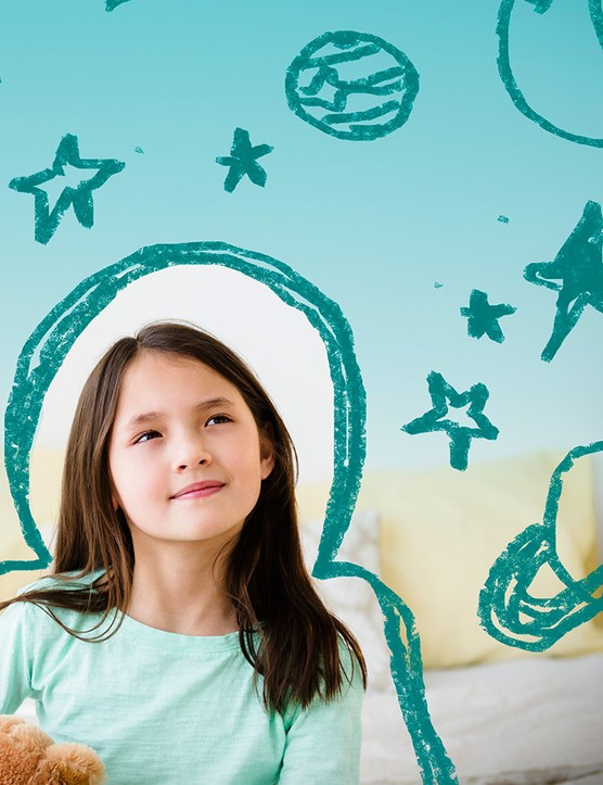 Why daydreaming is good for your child