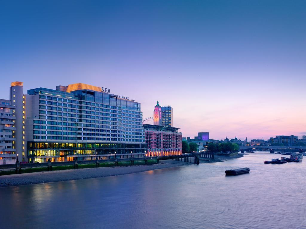 Mondrian London hotel, Southbank: Family city break
