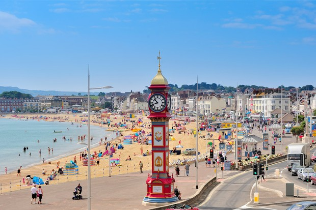Weymouth: Luxury and location for a British seaside family holiday