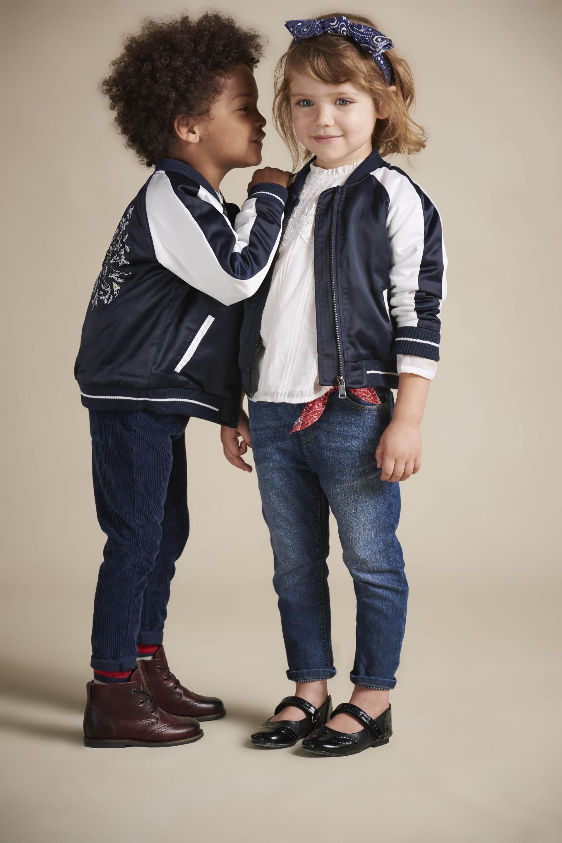 River Island Mini x Julia Restoin Roitfeld childrenswear collaboration to launch this autumn