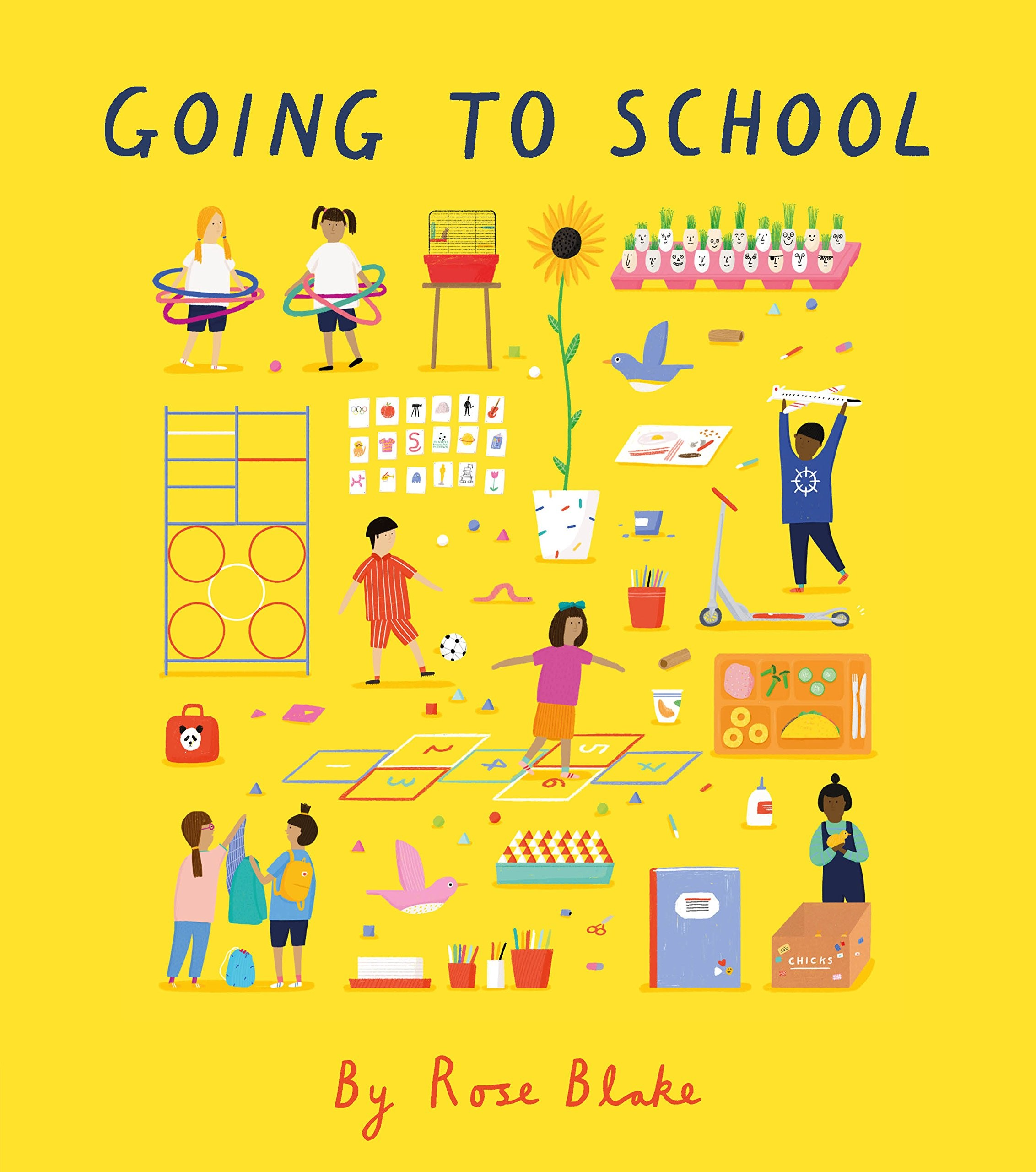 Five great books for Starting School