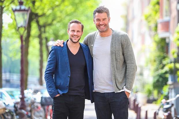 Junior Meets: The men behind stylish stroller brand Joolz