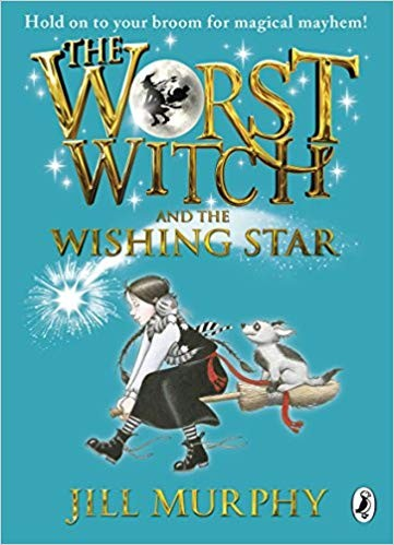 The Worst Witch And The Wishing Star is Jill's first new book in the magical series for six years.