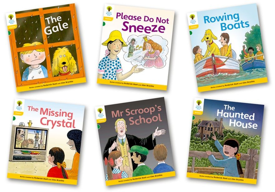 Books to help your child to read