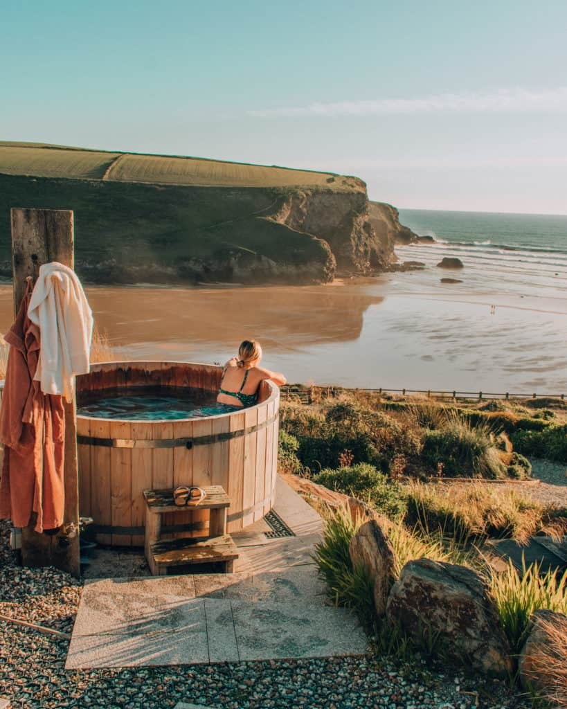 7 reasons to visit The Scarlet hotel, Mawgan Porth, Cornwall: For a child-free break
