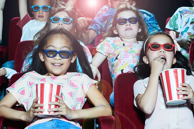 How to inspire a love of movies in children
